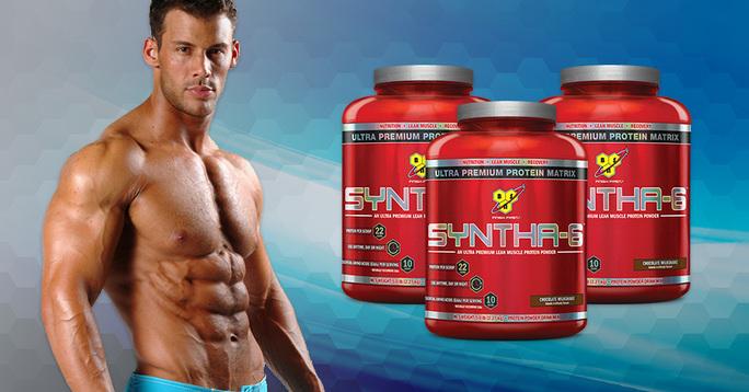 BSN Syntha 6 Protein Powder – Supplement Market