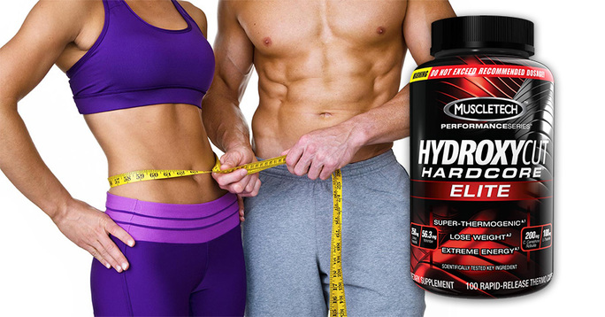 Hydroxycut Hardcore Fat Burner – Supplement Market