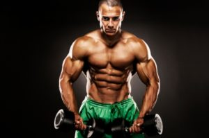 red line white heat-increase muscle mass