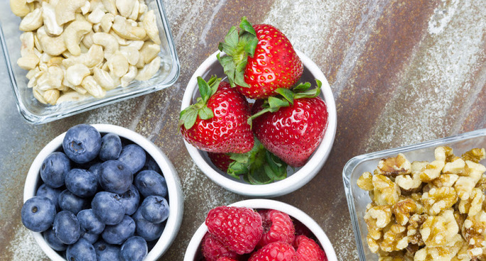 Stay Fit with These Snacks to Eat on the Go