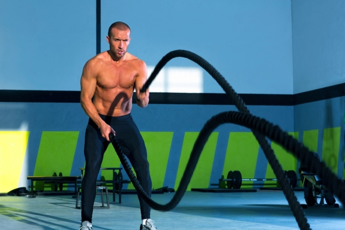 6 Rope Training Exercises to Switch Up Your Workout