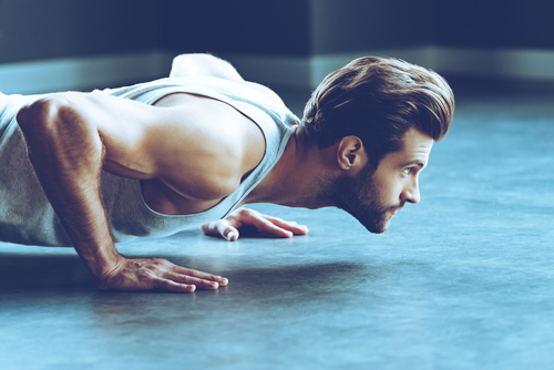 Pumpup Your Pushups With These Quick Tips