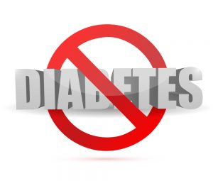 no diabetes, lower risk