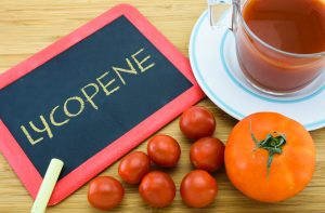 Lycopene antioxidant for male fertility