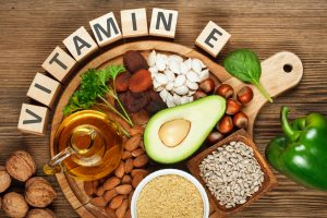 enhance male fertility with Vitamin E