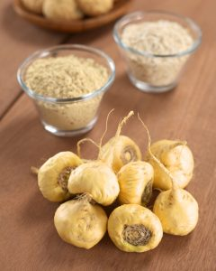 maca root and powder natural ingredients