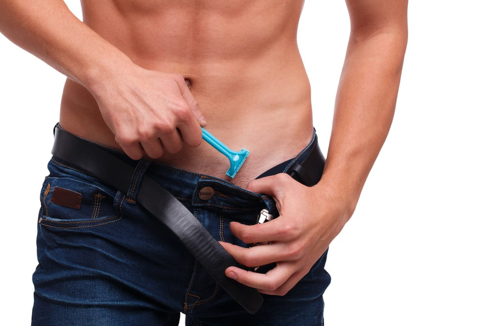 MANSCAPING TIPS AND YOUR TESTICLES