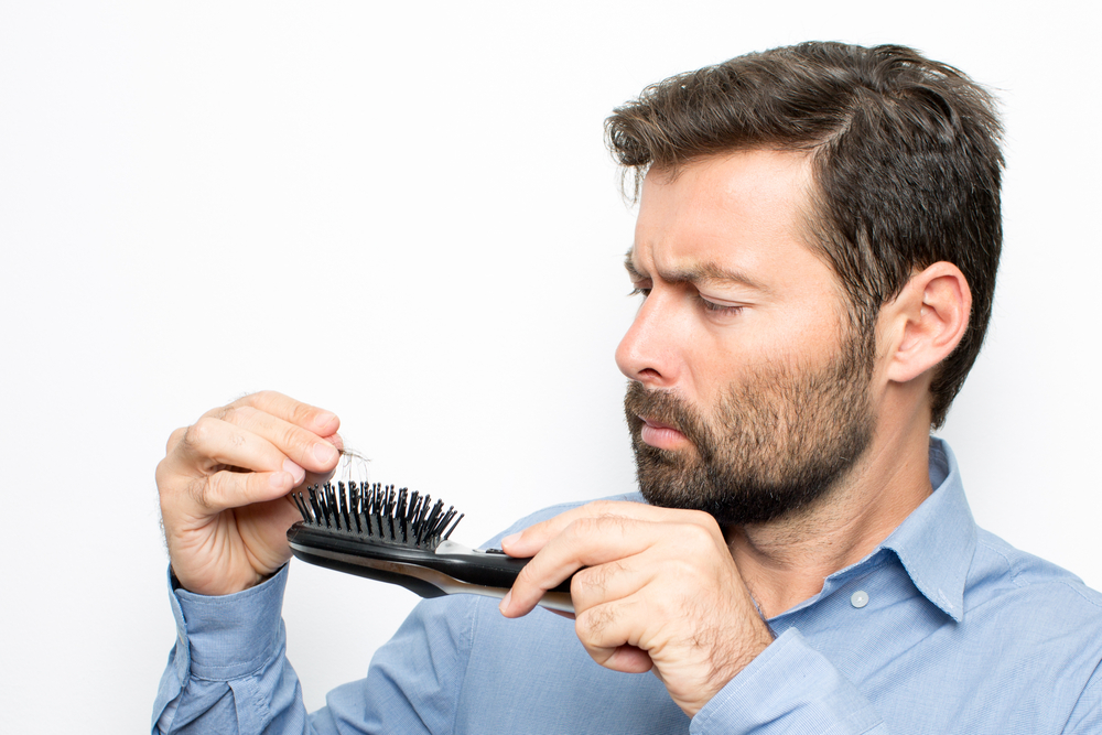 Can You Do Anything to Fight Hair Loss?
