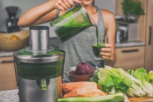 juice detox and cleanse