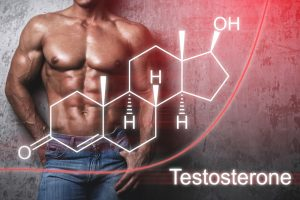 male testosterone levels