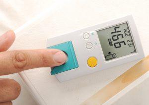 diabetic blood glucose meter