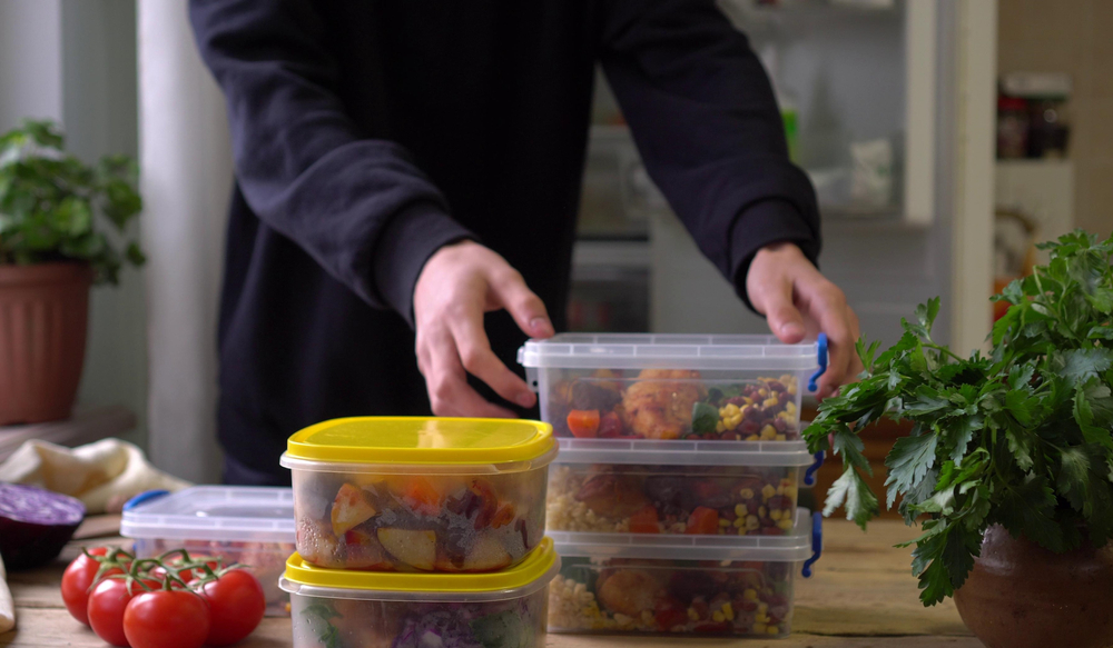 Meal Preparation for Weight Loss 101